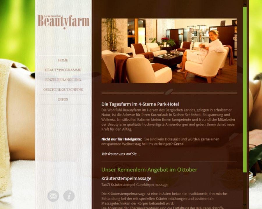 Beautyfarm im Park - Hotel: Kosmetik