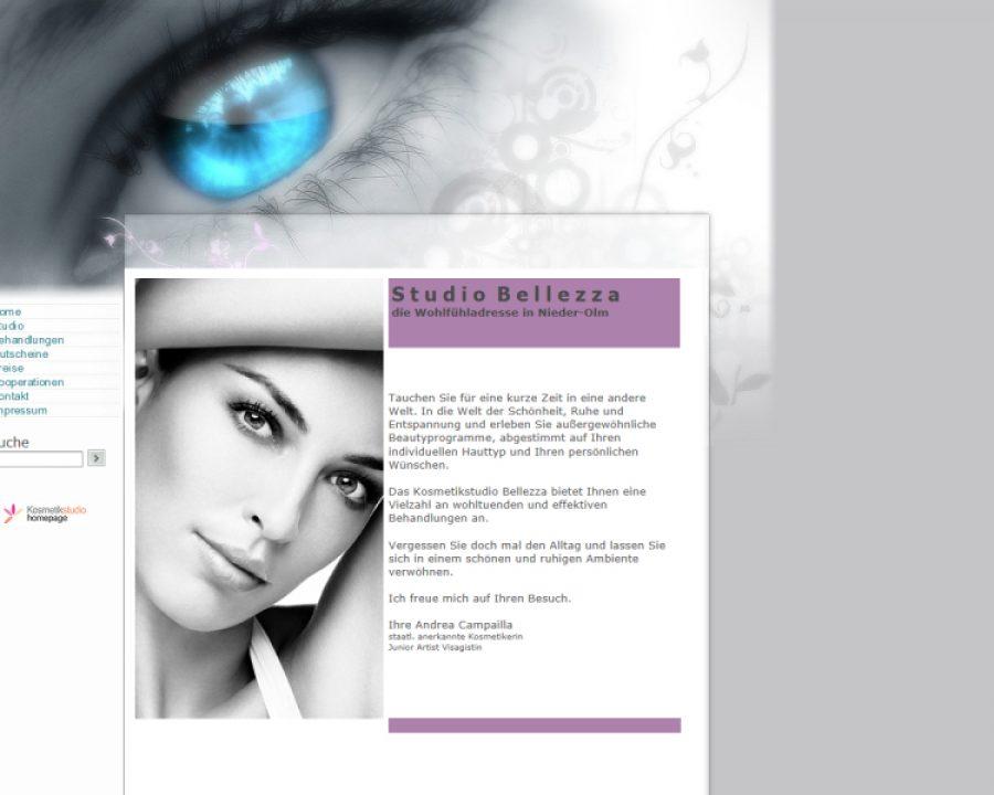Studio Bellezza: Kosmetik