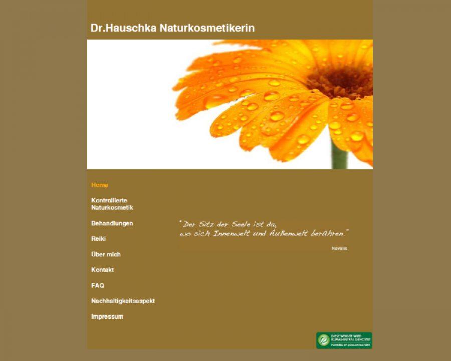 Praxis für Naturkosmetik und regulative Hautpflege: Kosmetik