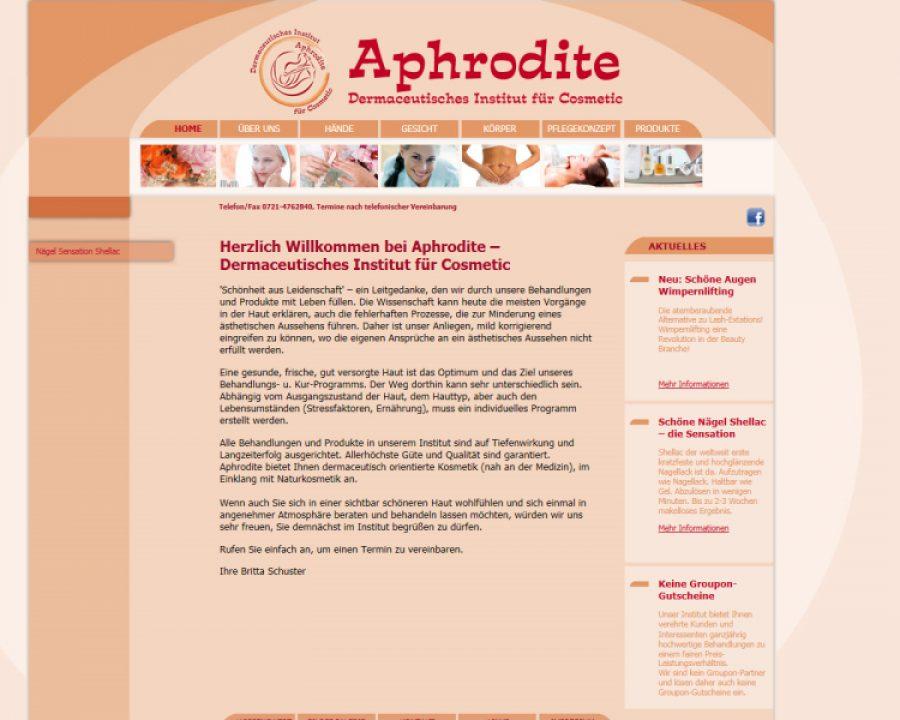 Aphrodite 'Die Schönheits Oase für Sie & Ihn': Kosmetik