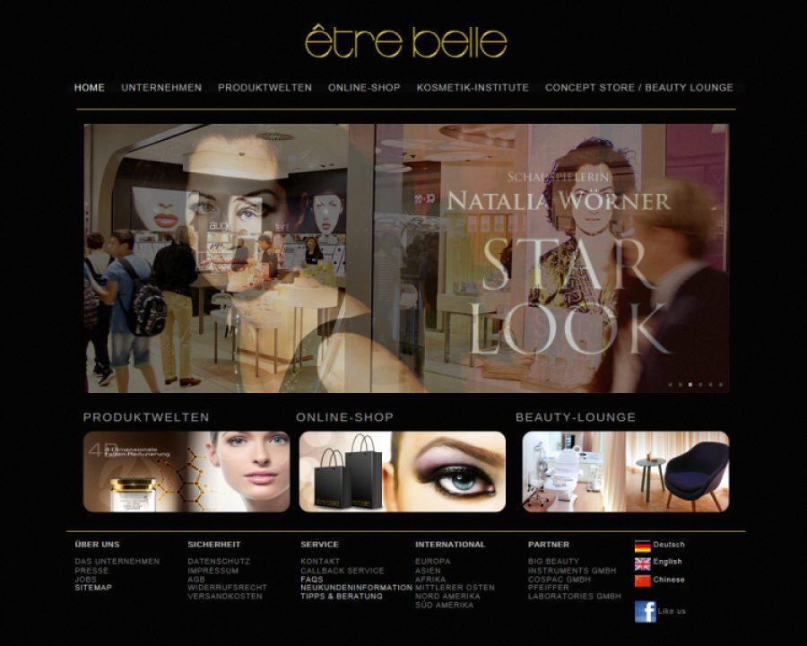 être belle Cosmetics GmbH: Kosmetik