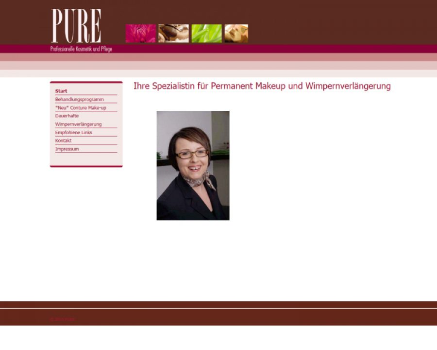 Kosmetikinstitut Pure: Kosmetik