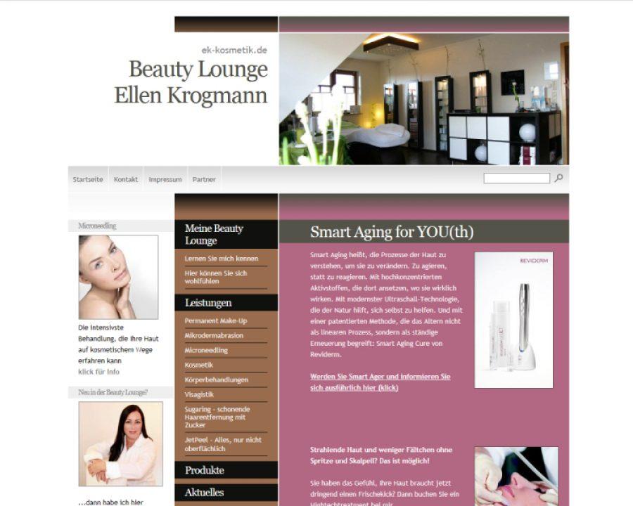 Kosmetik Ellen Krogmann: Kosmetik