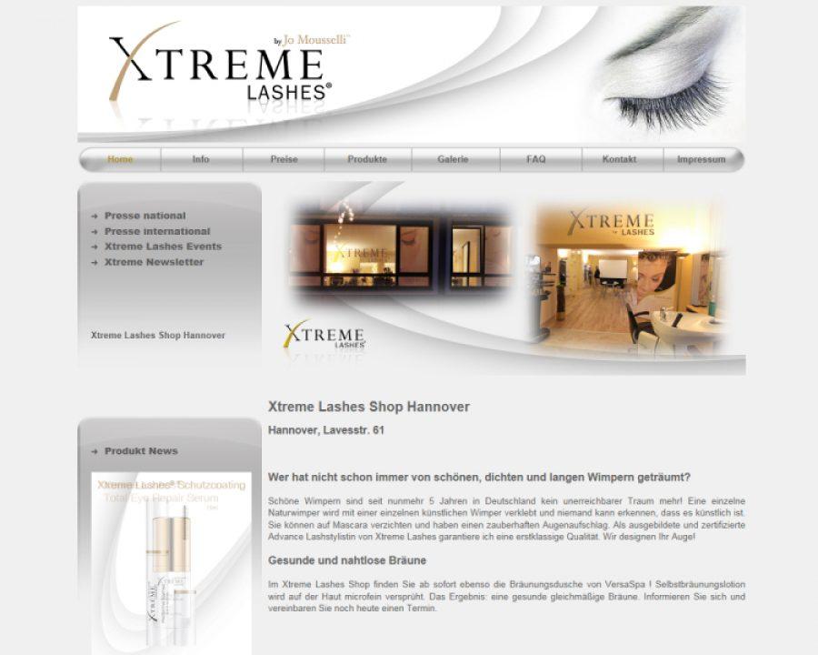 Xtreme Lashes Shop Hannover: Kosmetik