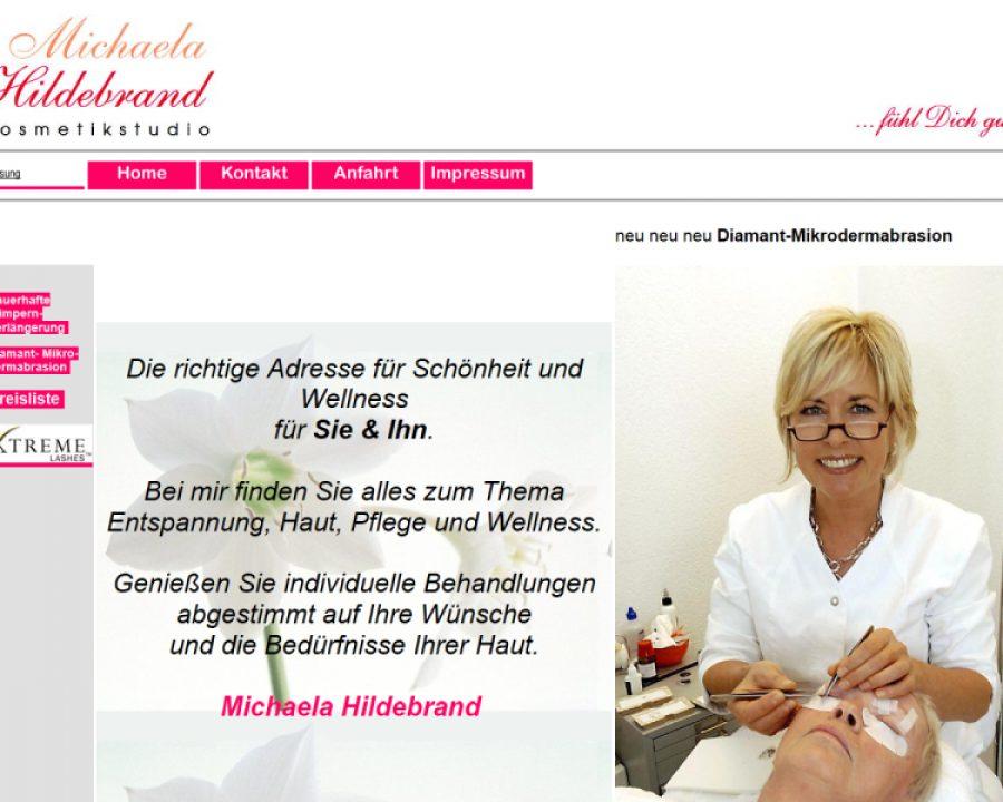 Kosmetikstudio Michaela Hildebrand: Kosmetik