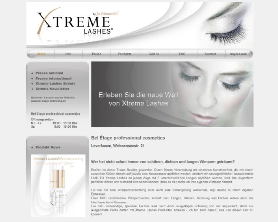 BEL ÈTAGE professional cosmetics: Kosmetik