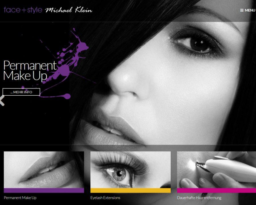 FACE+STYLE: Kosmetik
