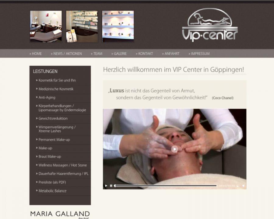 VIP Center: Kosmetik