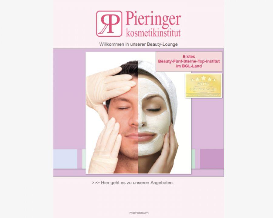 Pieringer Kosmetikinstitut: Kosmetik