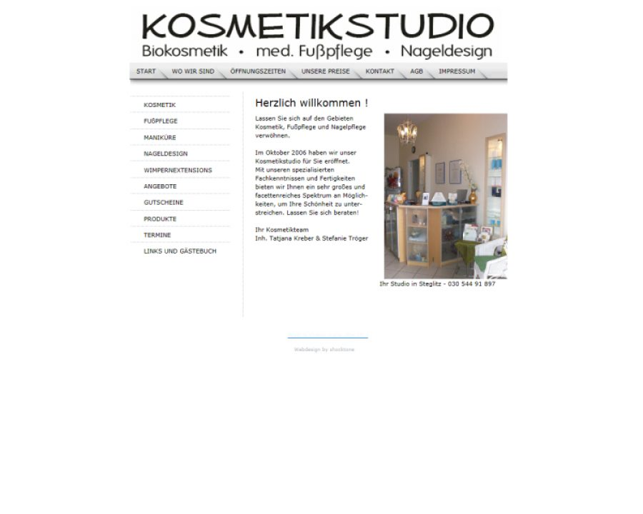 Kosmetik-in-Steglitz: Kosmetik