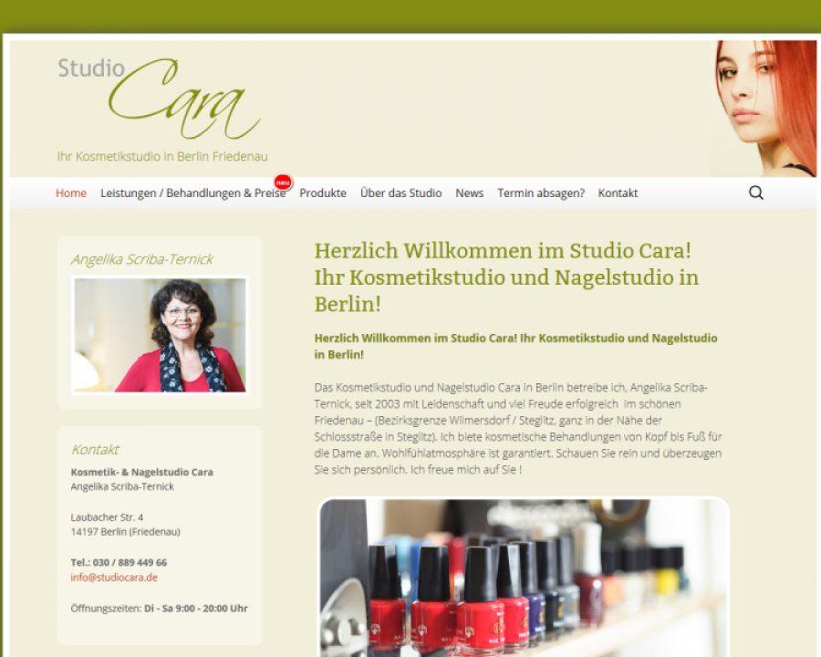 Kosmetik und Nagelstudio CARA: Kosmetik