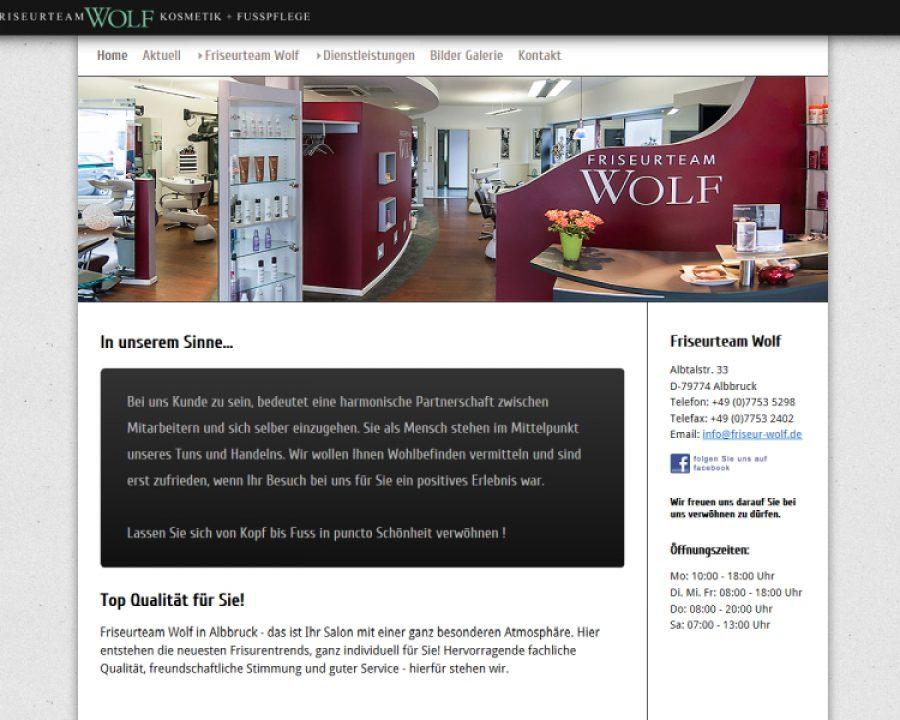Frisuerteam Wolf GmbH: Kosmetik
