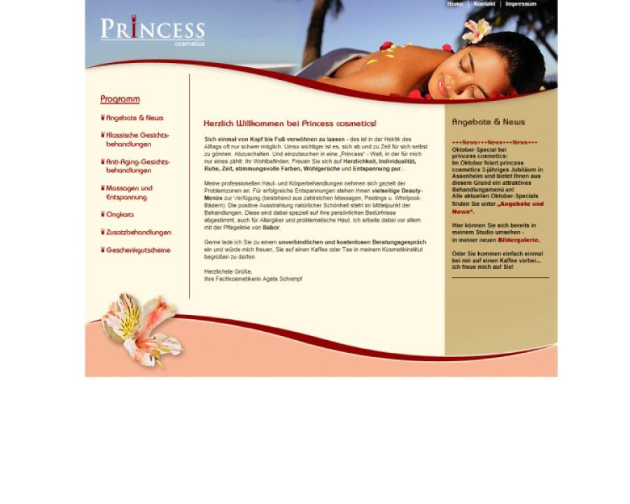 princess cosmetics: Kosmetik