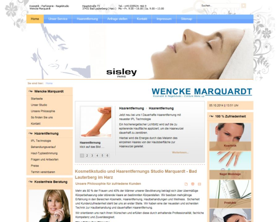 Kosmetik & Nagelstudio: Kosmetik