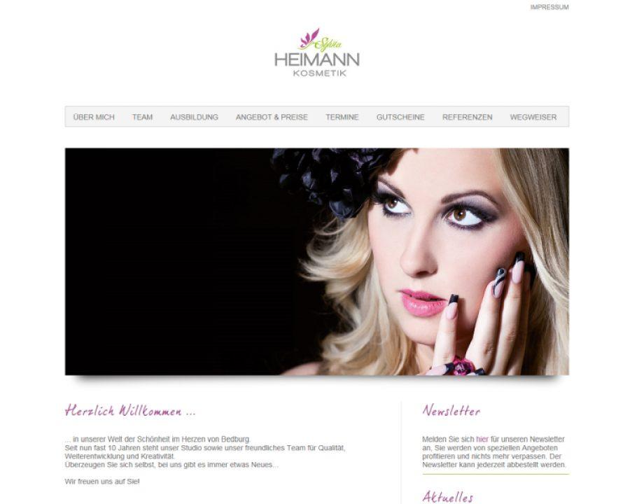 Kosmetikinstitut: Kosmetik