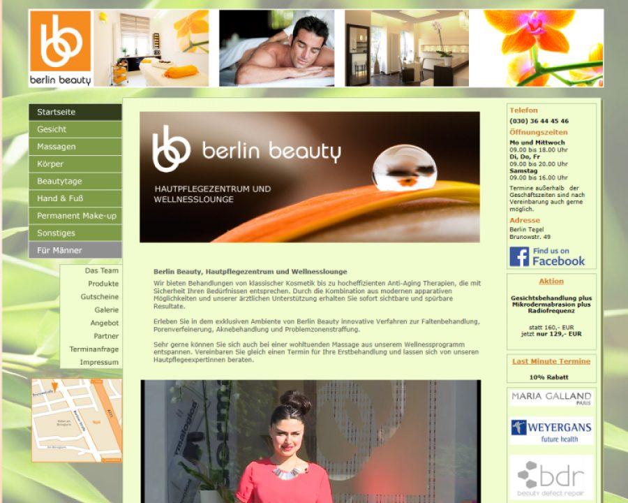 Berlin Beauty: Kosmetik