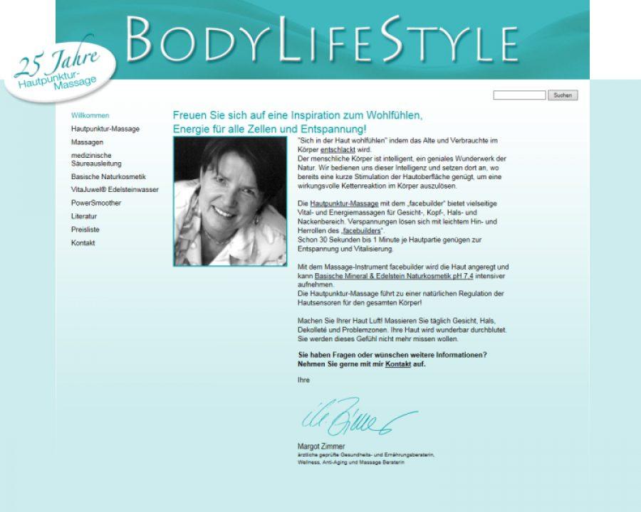 BodyLifeStyle Zimmer GmbH: Kosmetik
