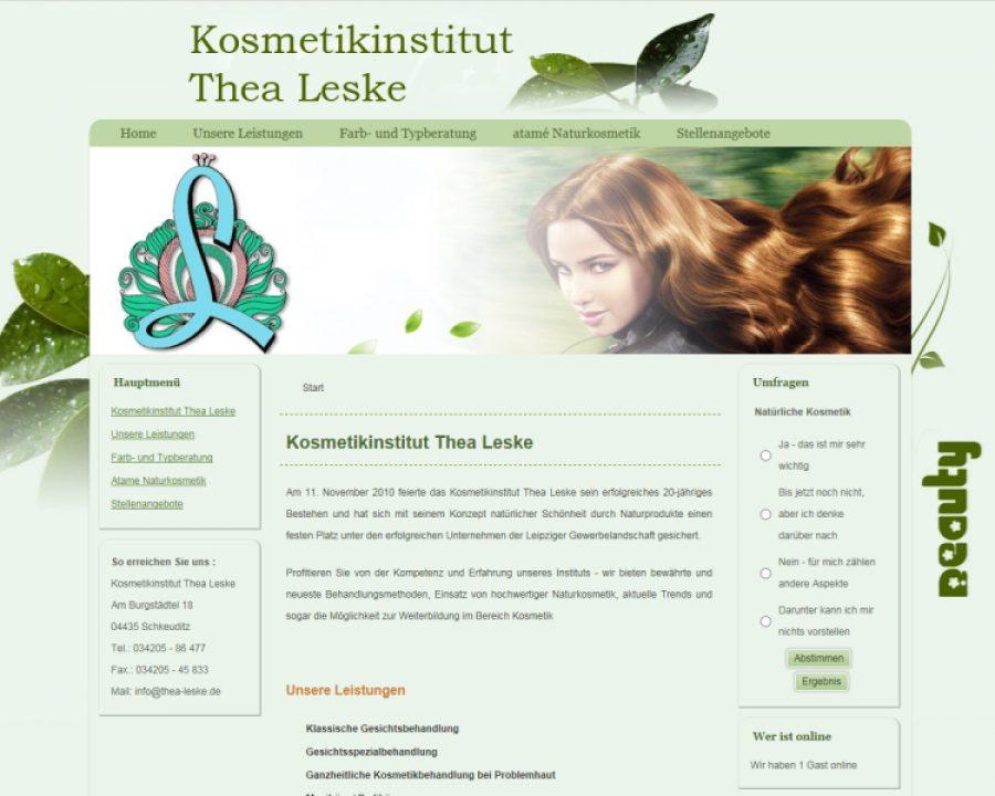 Kosmetik-Studio: