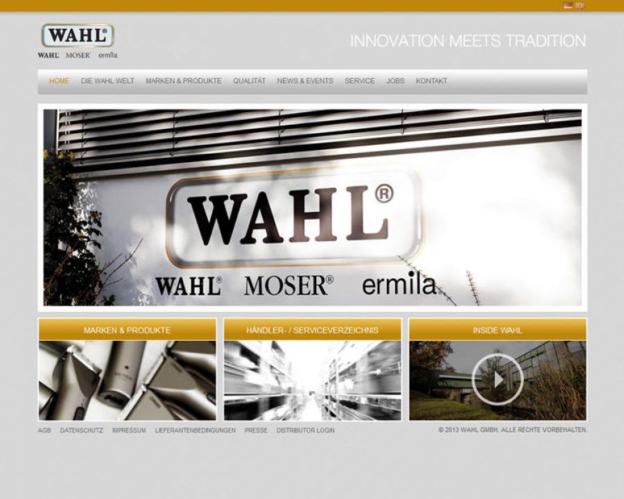 Wahl GmbH: