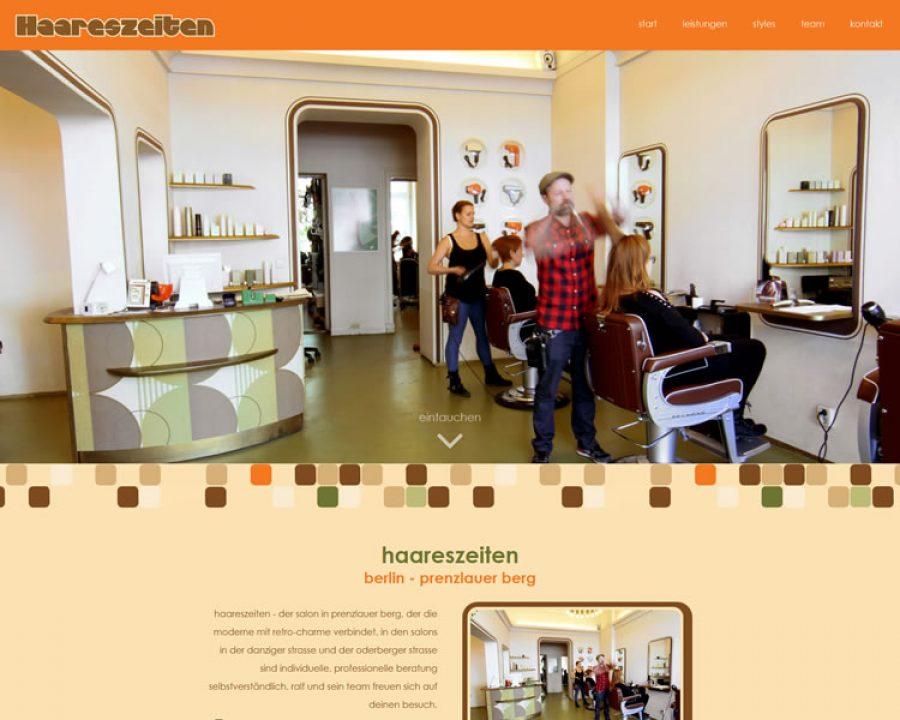 Friseur Haareszeiten: