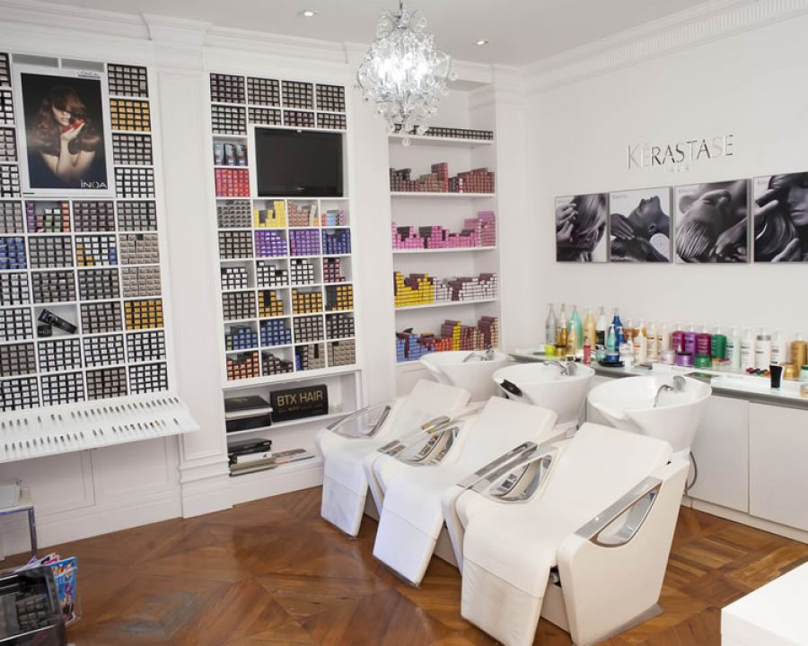Das neue business konzept f r friseursalons von morgen for 360 the colour bar salon
