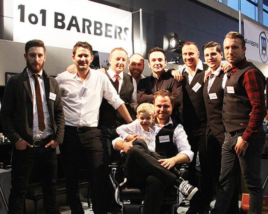 1o1BARBERS - die Barbering Experten: Coolste Barbershops