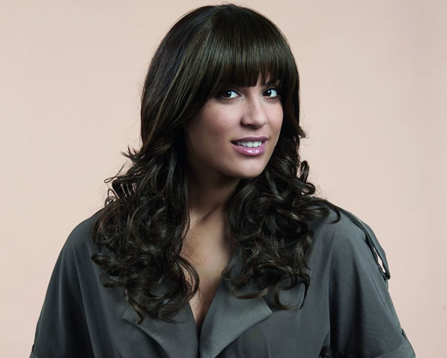 Hairdo Clip-in-Bang (Fringe) by Great Lengths ...