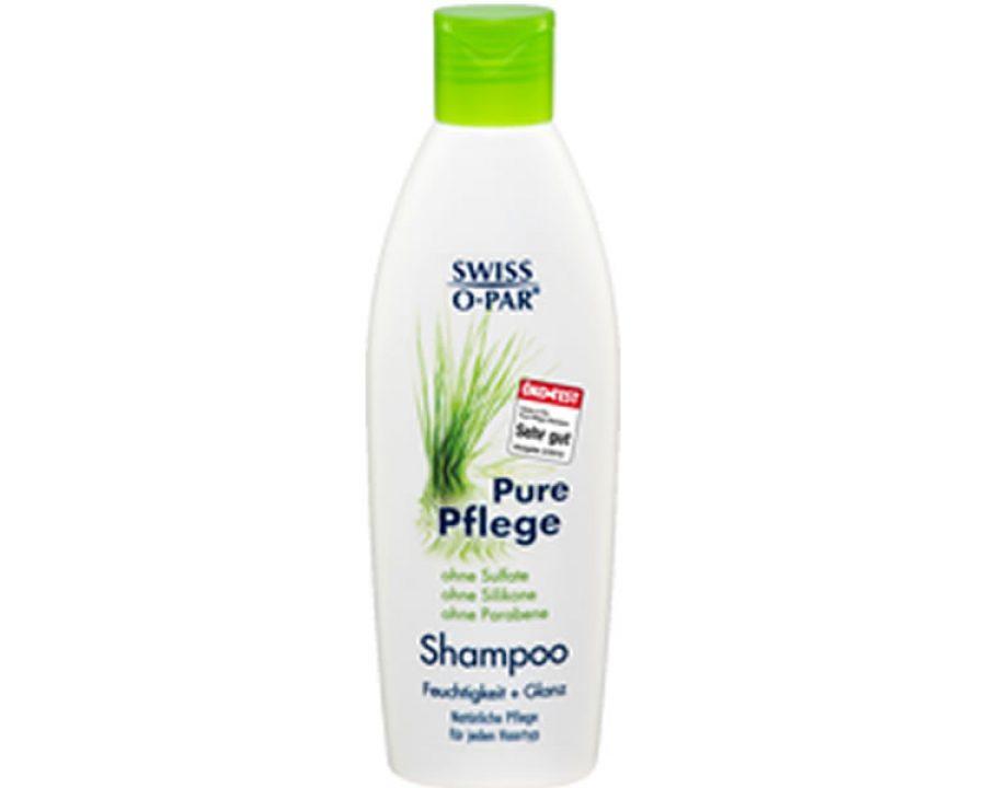 Pure Pflege Shampoo von Swiss O Par: Sehr gut