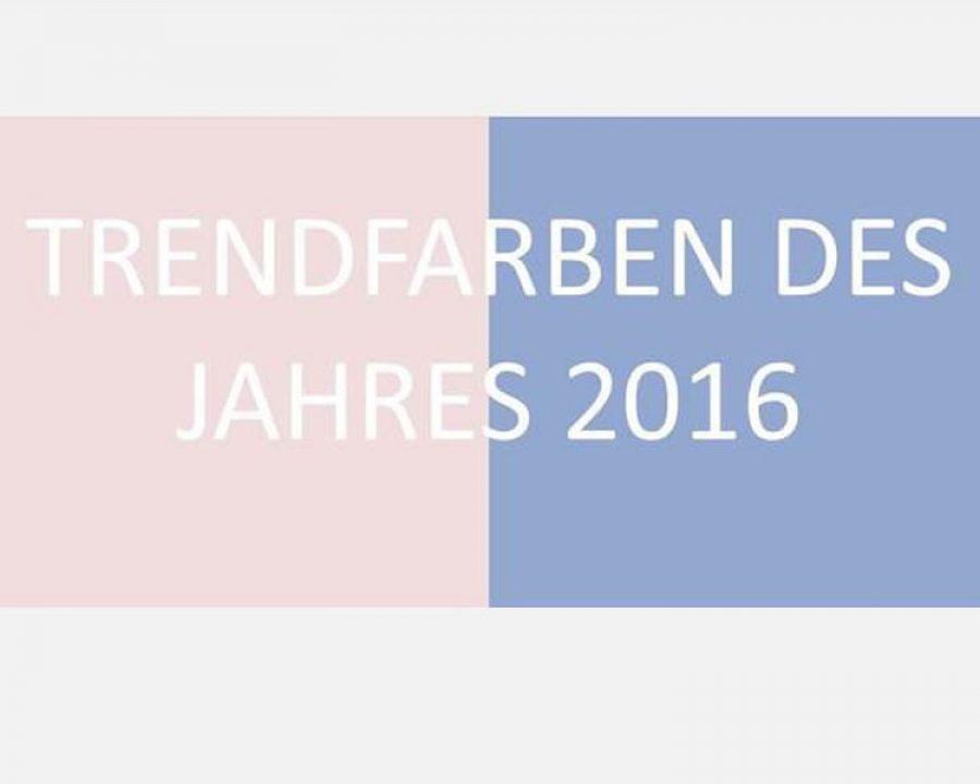 bild trendfarben des jahres 2016 - Trendwandfarben