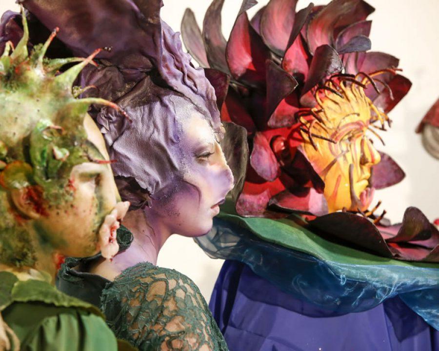 make-up artist design show: Teilnehmer der Deutschen Meisterschaft stehen fest
