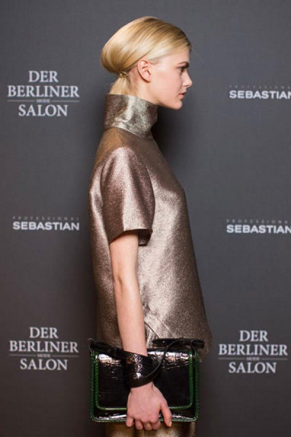 Sebastian Professional Für William Fan Berliner Mode Salon 2016