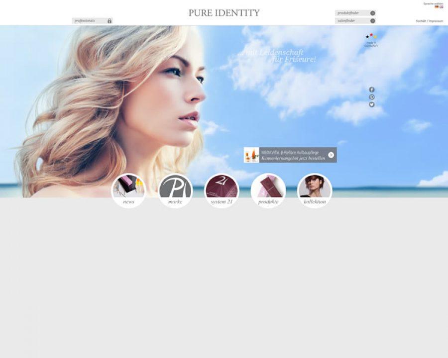 Pure Identity GmbH & Co. KG: