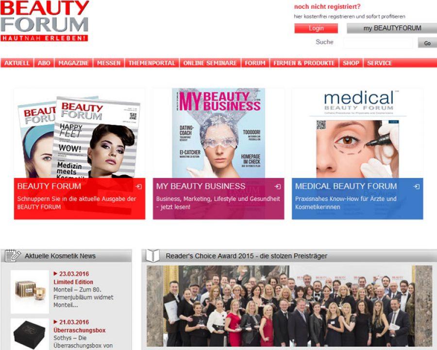 Bild Beauty Forum