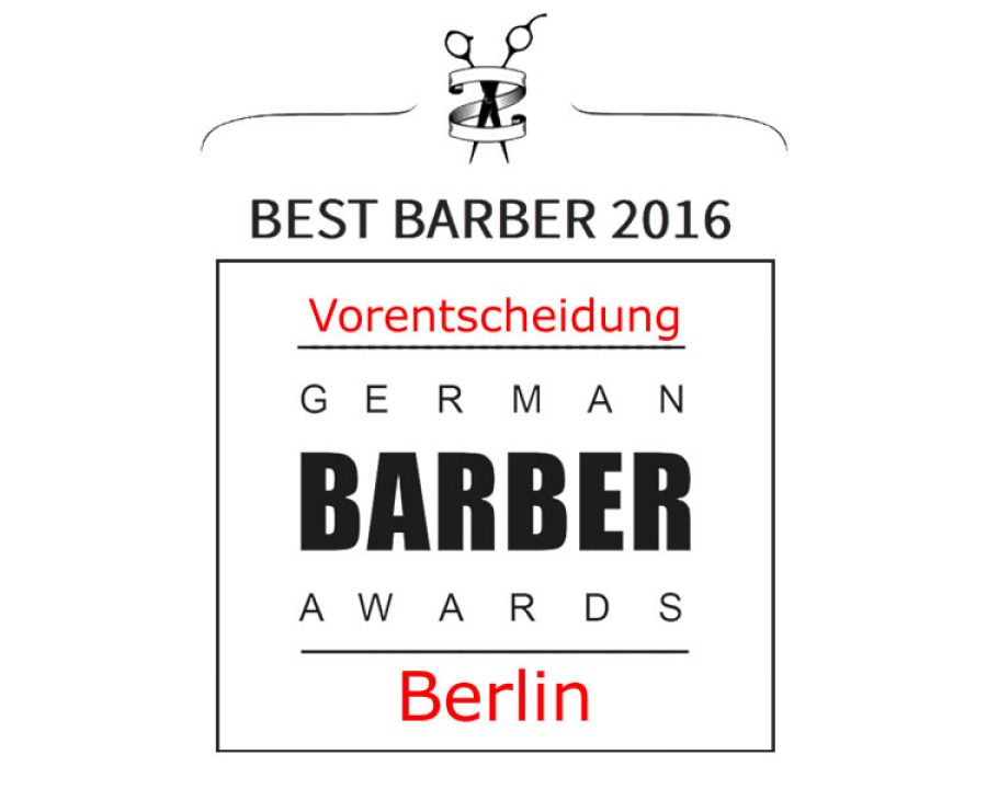 Bild German Barber Awards 2016 - Vorentscheidung Berlin