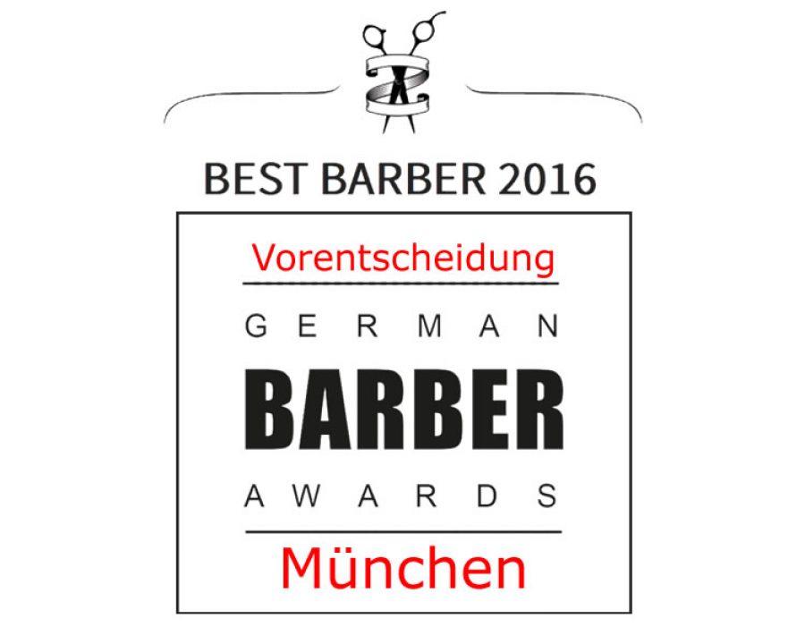 Bild German Barber Awards 2016 - Vorentscheidung München