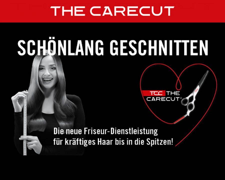 Machen Sie Ihren Salon noch erfolgreicher: THE CARECUT Verkaufsstart jetzt!