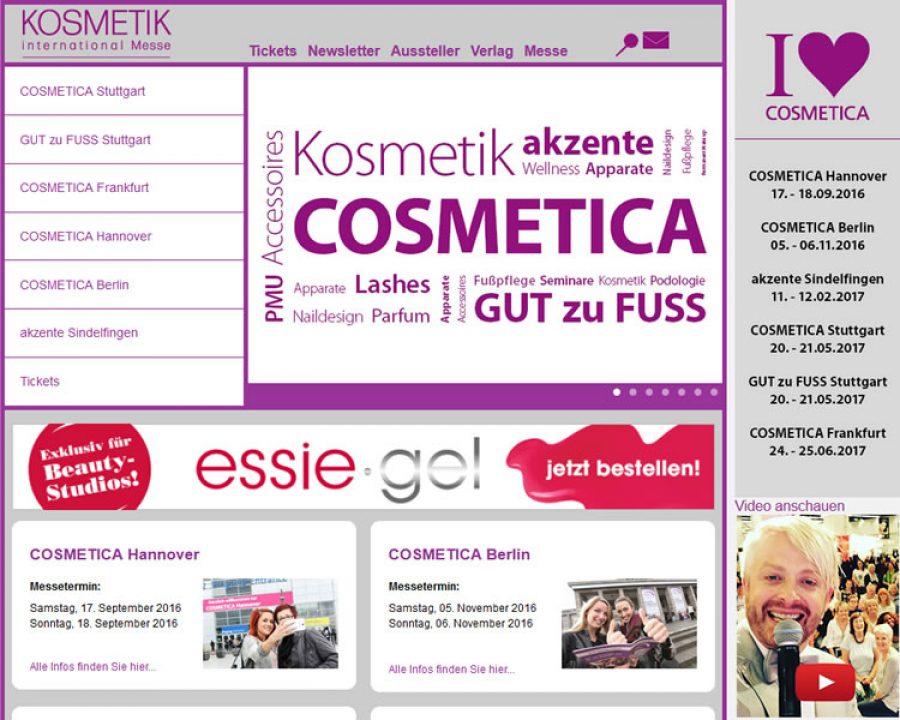 KOSMETIK international Messe GmbH: