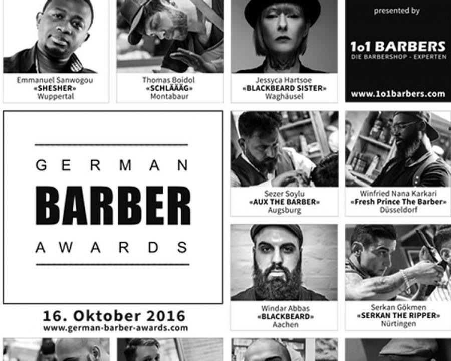 Nürnberg wird für ein Wochenende zum Zentrum der europäischen Barbierszene