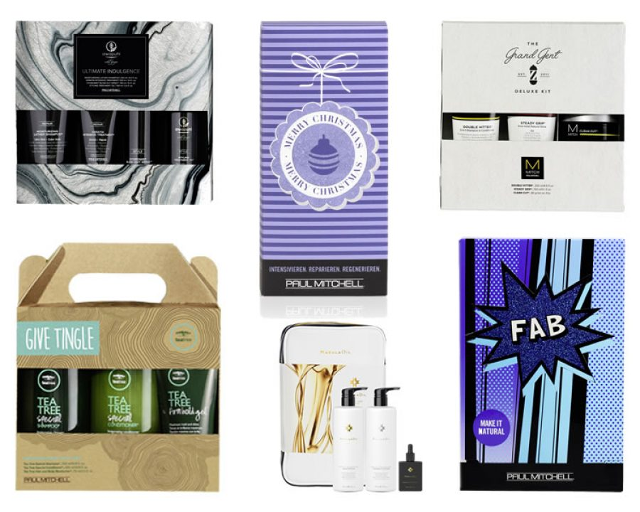 Paul Mitchell Xmas Sets 2016 Friseurportal Frisuren Trends
