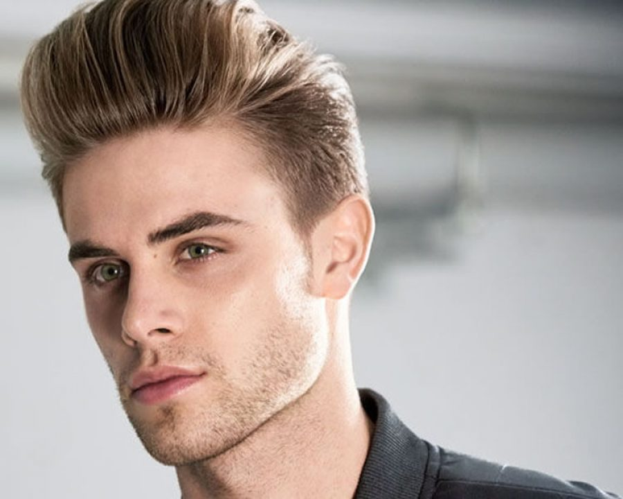 Bild Hair Styling for Men - Back to the 50s