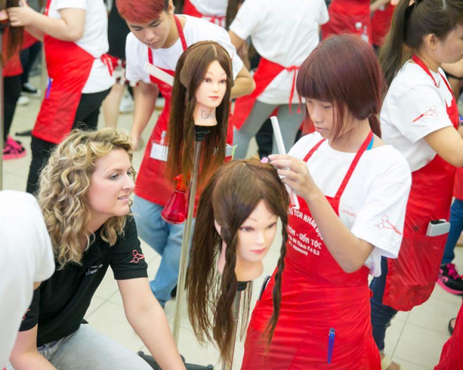 Wella Frisuren   Wella Unicef Making Waves Friseurportal Frisuren Trends Haare