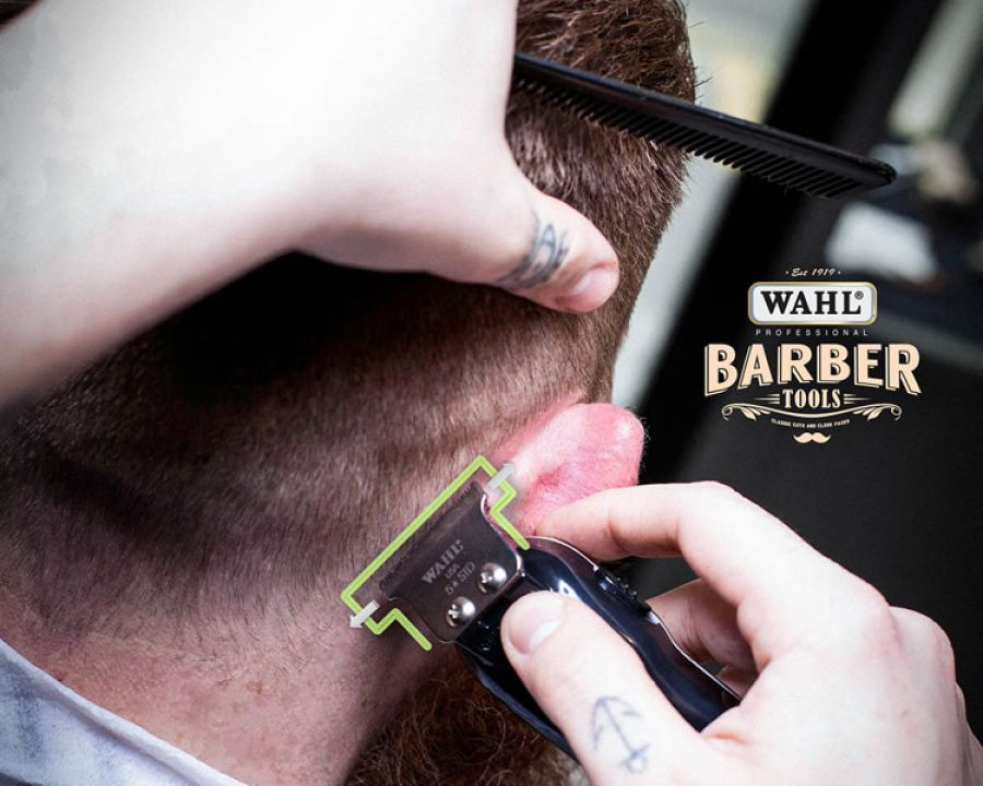 Des Barbers wichtigstes Tool: T-Blade Trimmer
