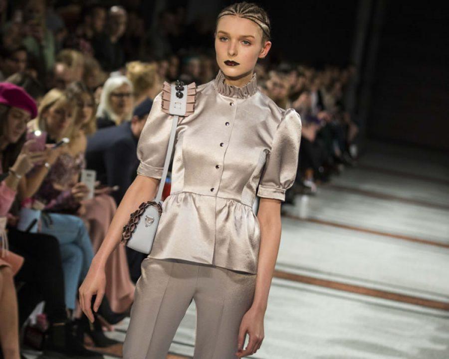 Die Haar Trends Von Der Berlin Fashion Week 2017