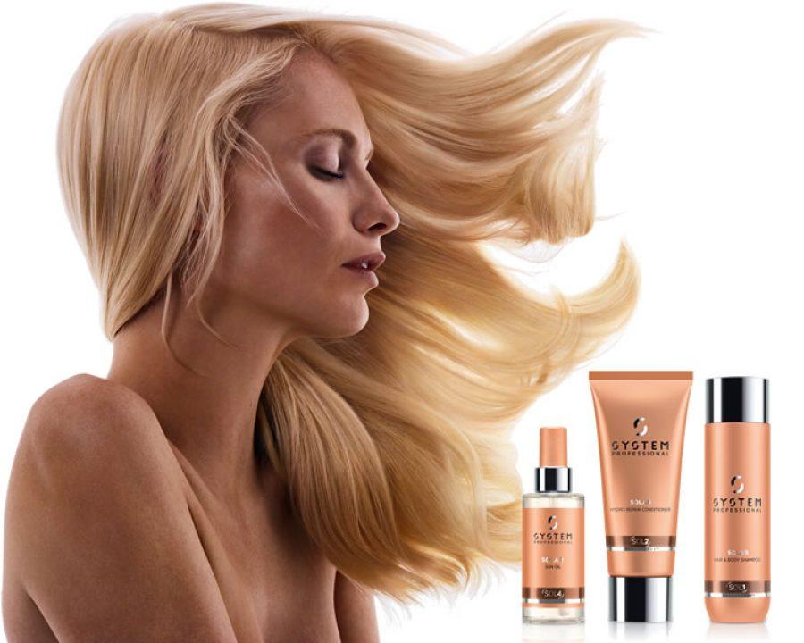 Luxus-Haarpflege für einen aktiven Lifestyle