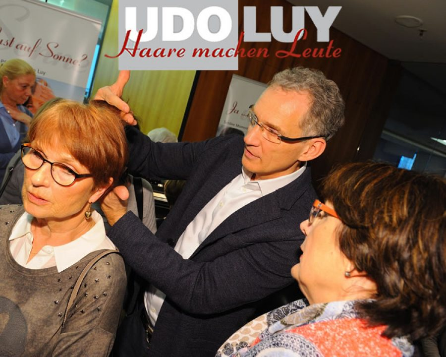 Inspirationsabende Mit Wella Top Akteur Udo Luy In Der Kölner City
