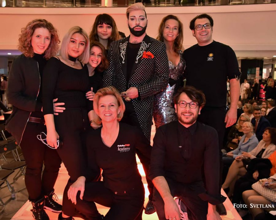 Italienischer Hairstyle bringt internationales Flair