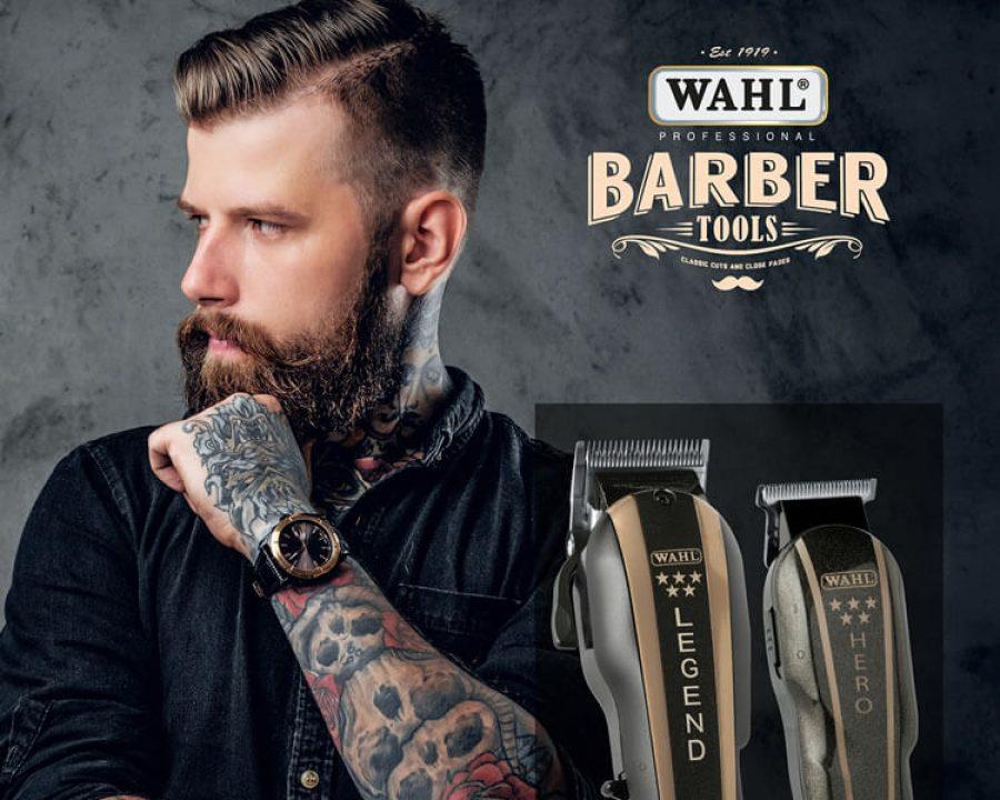LEGEND & HERO - Neue Barber Combo von Wahl