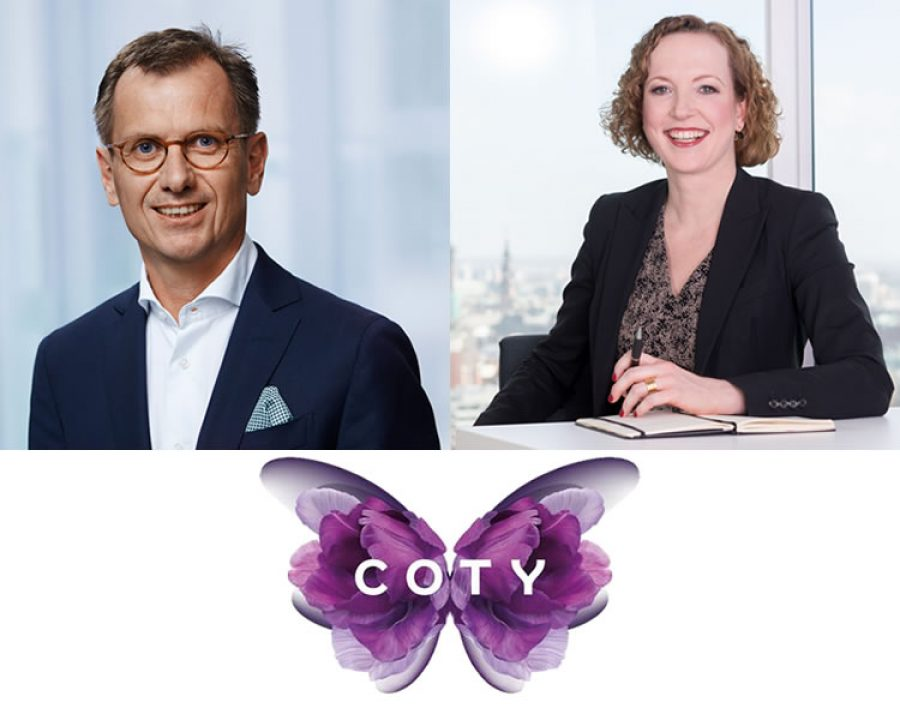 Coty Karriere