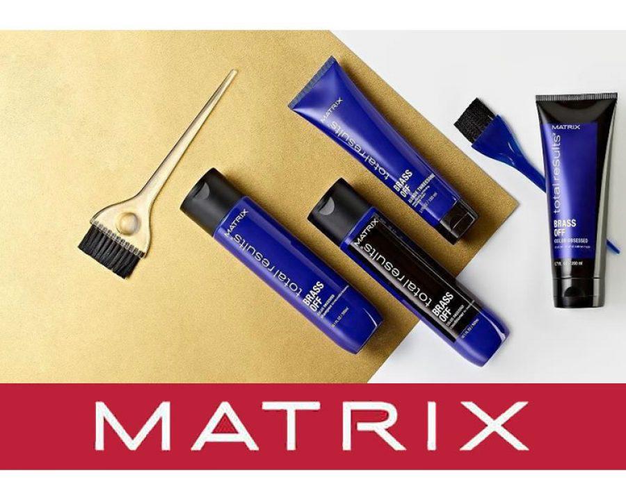 MATRIX Total Results Brass Off