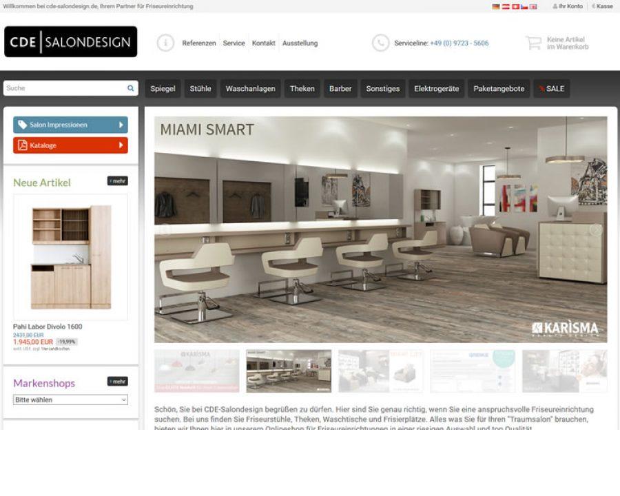 CDE Salondesign: